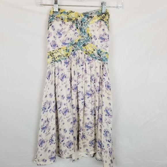 Kimchi Blue Dresses & Skirts - Urban Outfitters Kimchi blue light floral dress